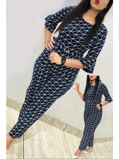 Printed Jumpsuit for Women